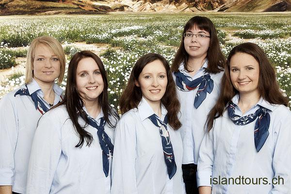 Unternehmensfotografie, Island-Tours AG, Brugg
