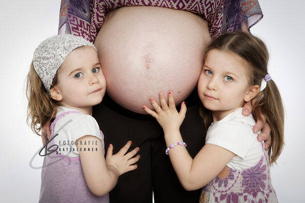 Schwangerschaftsfotos, Portraitfotografie