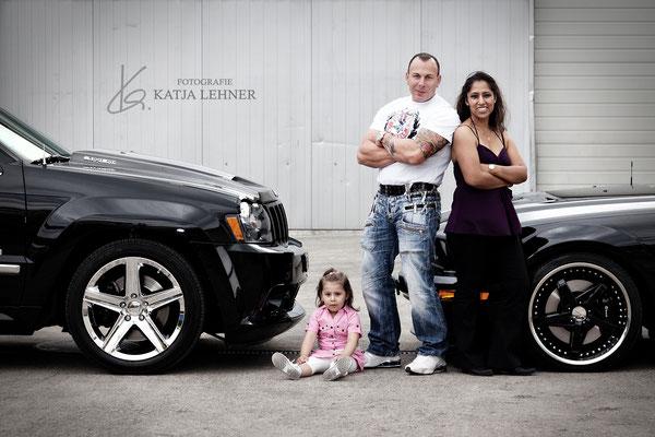 Portraitfotografie, Familienfotos
