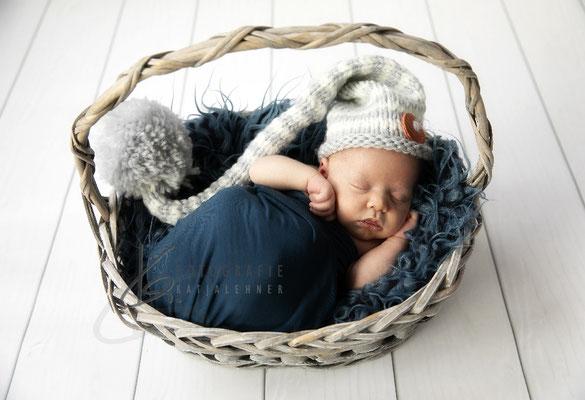 Newborn Shooting, Babyfotografie