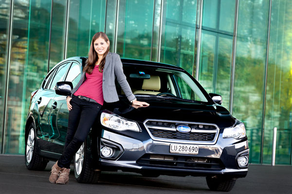 Unternehmensfotografie, Subaru Schweiz AG