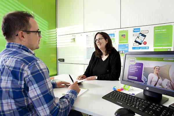 Unternehmensfotografie, ask Beratungsdienste Aargau