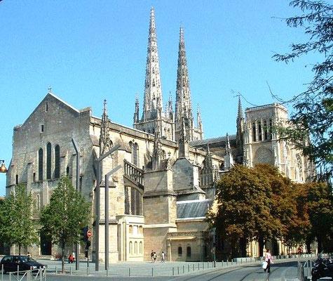 Ensemble de la cathédrale Saint-André
