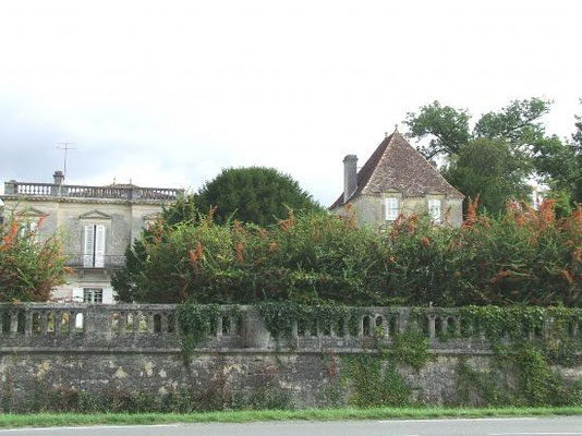 Château Bellefontaine  Baron