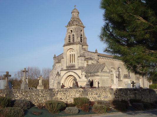 église de Baron