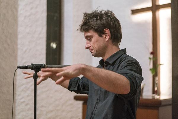 Foto: Ralf Kardes -- Orgel-Doppelkonzert mit Simon Rummel
