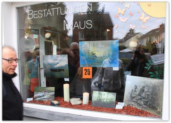 Foto: Udo Funk ++ Ausstellungsort Nr. 25 > Bestattungen Maus > Michael Sagel