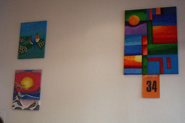 Foto: Seona Sommer ++ Ausstellungsort Nr.  34 > Bäckerei Pelzer > Nelly Görzen