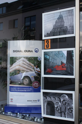 Foto: Seona Sommer ++ Ausstellungsort Nr. 3 > Signal Iduma Versicherung > Torsten Pelka