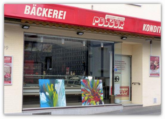 Foto: Udo Funk ++ Ausstellungsort Nr. 7 > Bäckerei Pelzer > Jens Ochel
