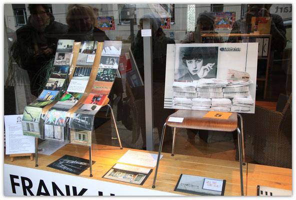 Foto: Udo Funk ++ Ausstellungsort Nr. 5 > Ludwig Sonnenschutz > Anuschka Wenzlawski