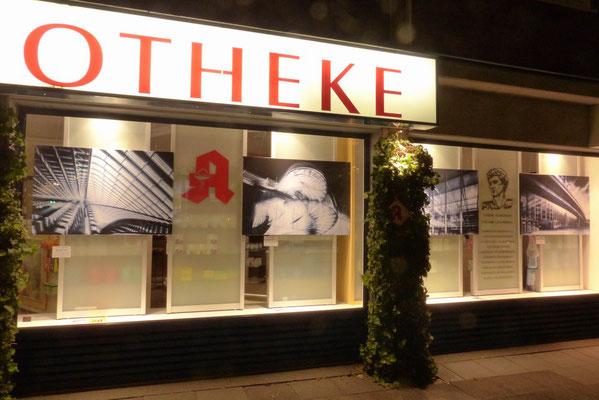 Foto: Udo Funk ++ Ausstellungsort Nr. 20 > Römer Apotheke > Ekkehard Florin