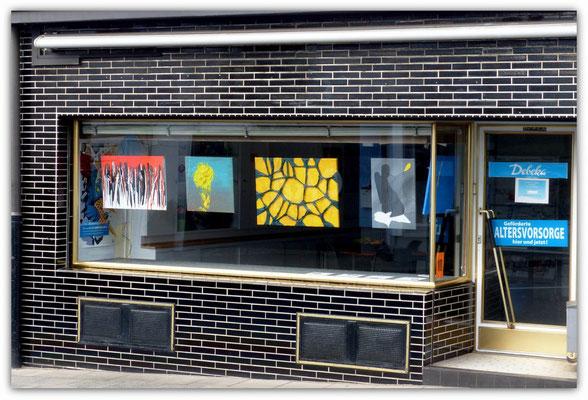 Foto: Udo Funk ++ Ausstellungsort Nr. 10 > Debeka Versicherung > Shirin Rebana