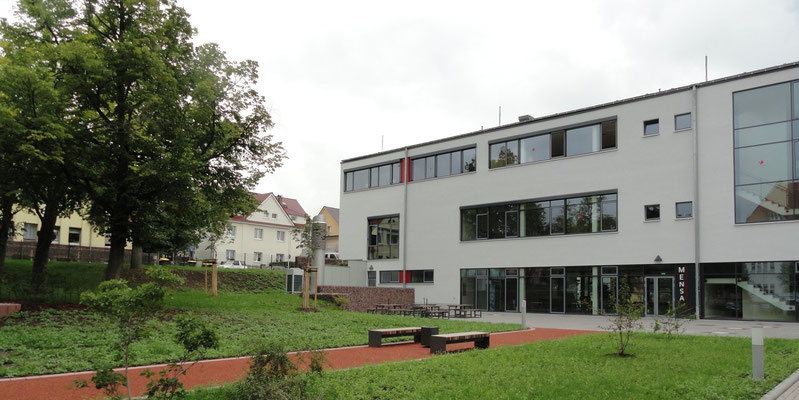 Neubau Berufsakademie in Eisenach