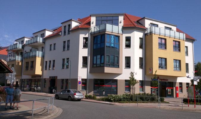 Wohn- & Geschäftshaus in Gerstungen