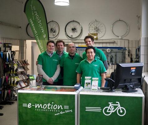 Dreirad-Zentrum Service Team
