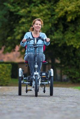 EasyGo Scooter Dreirad von Van Raam