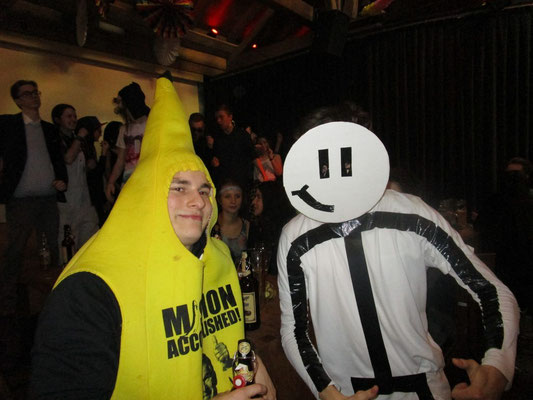 Ich bin eine Banane!