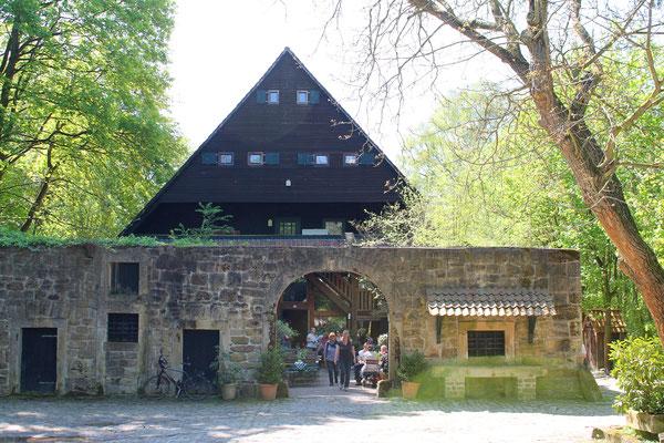 Forsthaus Blumenhagen, Lauenau