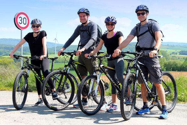 2019-05 Osnabrücker Ersttäter auf Deister und Trail Tour