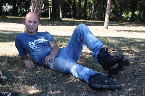 ROOL - Ken Chalot -Portrait d'un moniteur diplômé