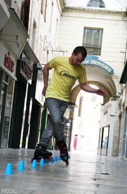 ROOL - Jérémy Gélineau - Slalom Freestyle