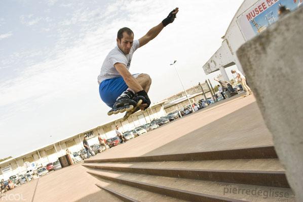 ROOL - Marc Frémond - Session saut à La Rochelle