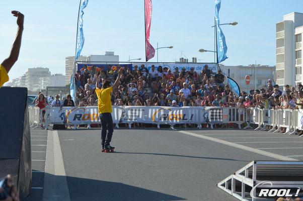Rool - Fred Feyt speaker Manifestation Roller Saint Jean de Monts