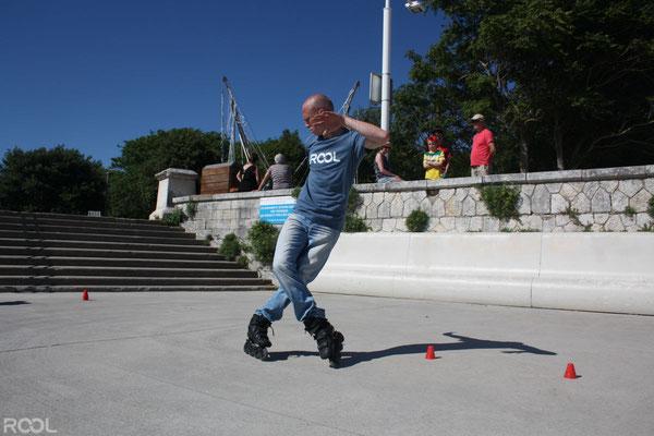ROOL - Ken Chalot - Compas sur slalom