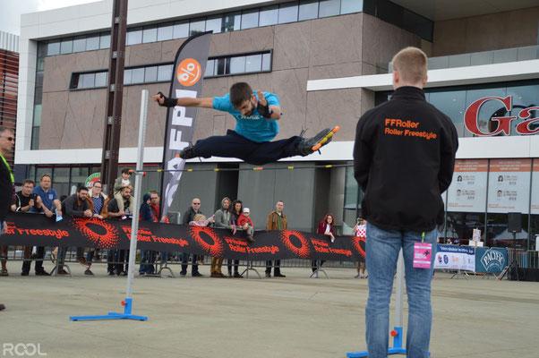 ROOL - Oscar Briex - Compétition hauteur pure FFRS