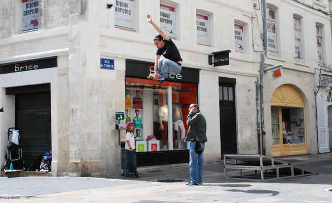 ROOL - Thomas Rataud - Démonstration de saut en ville