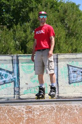 ROOL - Marc Frémond - Session en skatepark
