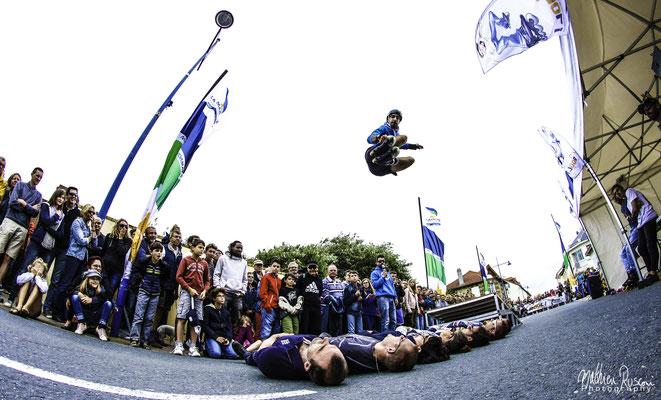 ROOL - Oscar Briex - Démonstration de saut de personnes