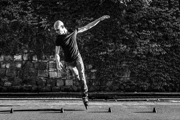 ROOL - Ken Chalot - Freestyle Slalom
