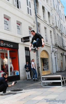ROOL - Martin Violeau - Démonstration de saut en ville