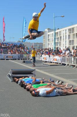 ROOL - Stéphane Luchie - Démonstration de saut en longueur