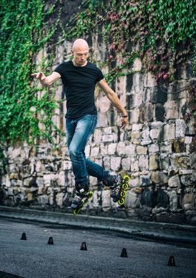 ROOL - Ken Chalot - Slalom Freestyle move