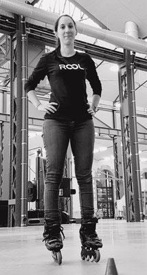 ROOL - Emilie Mignano - Prof Roller Finistère