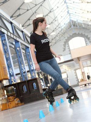 ROOL - Emilie Mignano - Volte en slalom