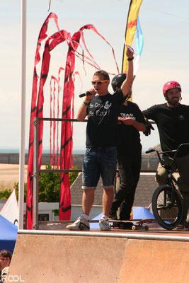 ROOL - Stéphane Luchie - Speaker pour évènement sportif