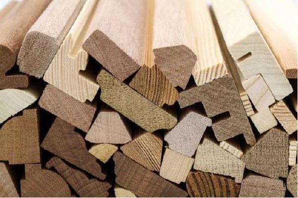 Holzprofiele