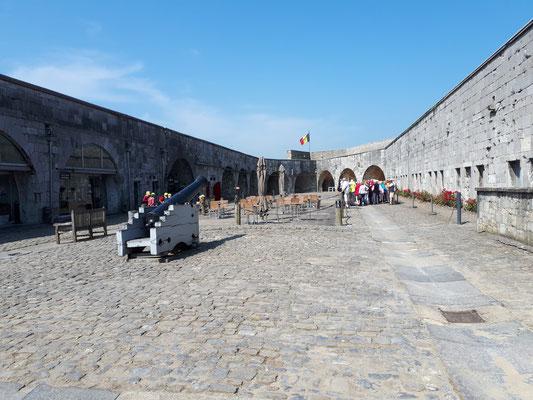 Innenhof der Zitadelle