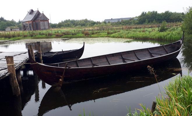 Hafen der Wikinger