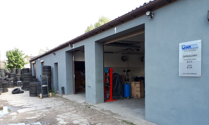 Werkstatt Nr. 1