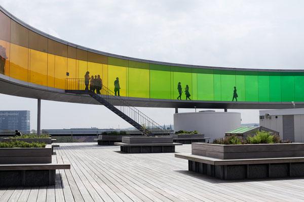 Rainbow Panorama - ARos Kunstmuseum, Quelle Visit Aarhus