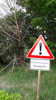 eine gefährliche Gegend