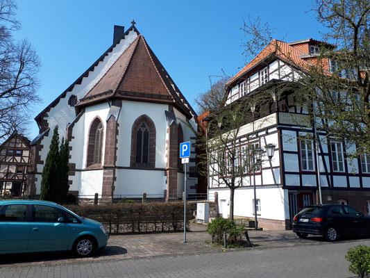 die Kirche von Dassel
