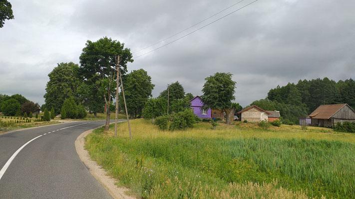 Erste Eindrücke von Litauen