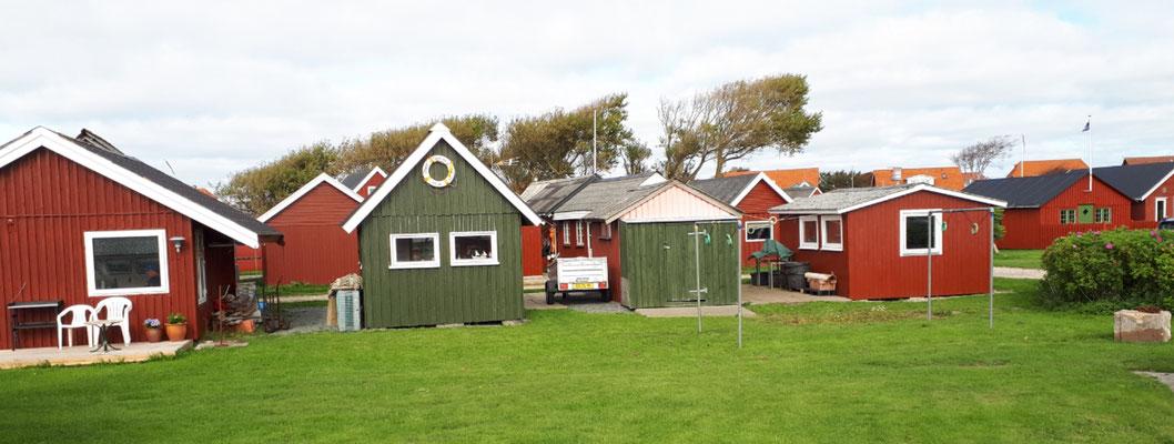 alte Fischerhütten