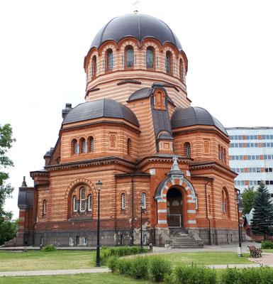Russisch-orthodoxe Auferstehungskathedrale